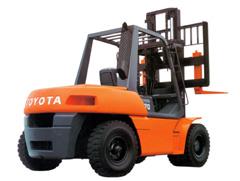 5FG/5FD80 内燃式叉车 5FG/5FD 5.0吨到8.0吨