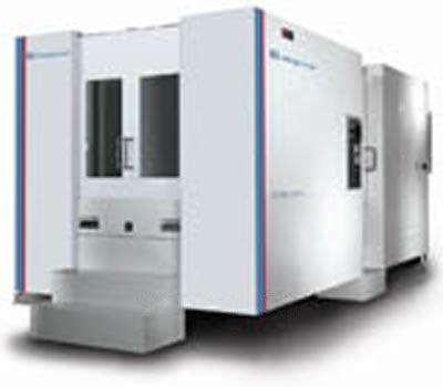 哈挺:Hardinge® Bridgeport® 高性能XR 800 HMC