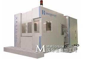 哈挺 BRIDGEPORT XR630 HMC 高性能卧式加工中心