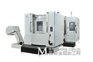 哈挺 BRIDGEPORT GX 630 HMC 双交换工作台高性能卧式加工中心