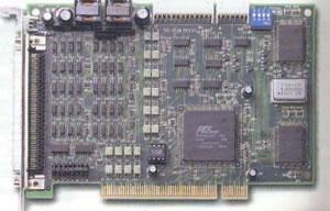 PCI-8134 四轴步进和伺服运动控制卡
