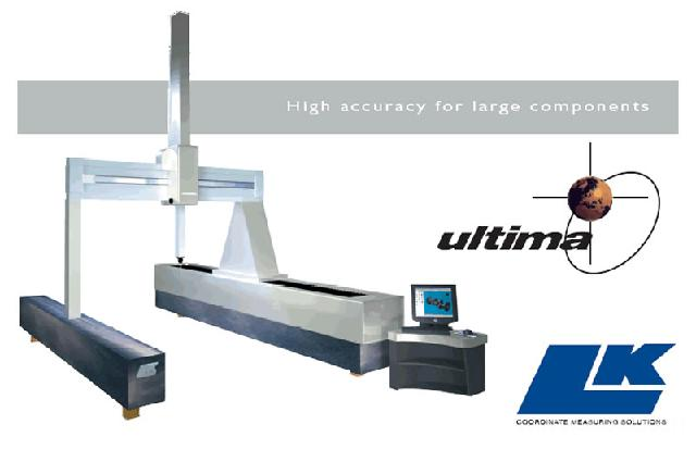 Ultima 桥式测量机