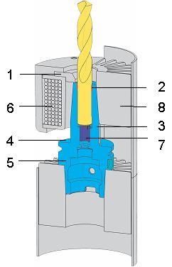 HSK63-A热胀刀柄