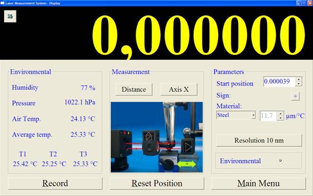 芬诺(意大利) 激光干涉仪公司 LN10 LINER