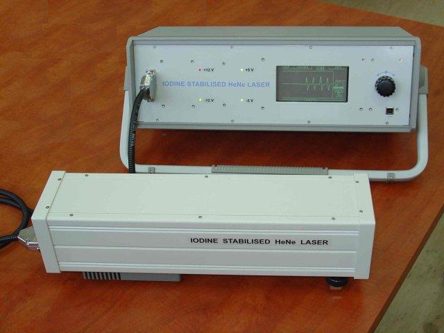 双频激光标准- Frequency Laser Standard