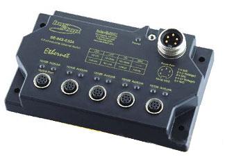 5端口工业以太网交换机 SE-84X-E524