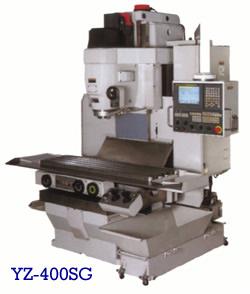立式镗铣床YZ-400SG