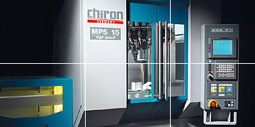 CHIRON 数控立式加工中心