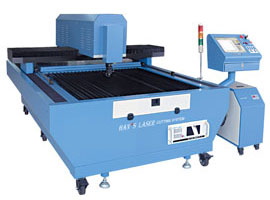 CS12-100/150 大幅面激光切割机