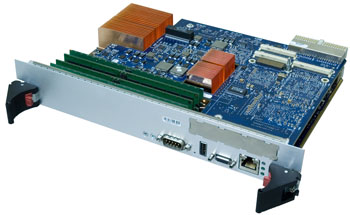 6U Compact处理器板 CP6014