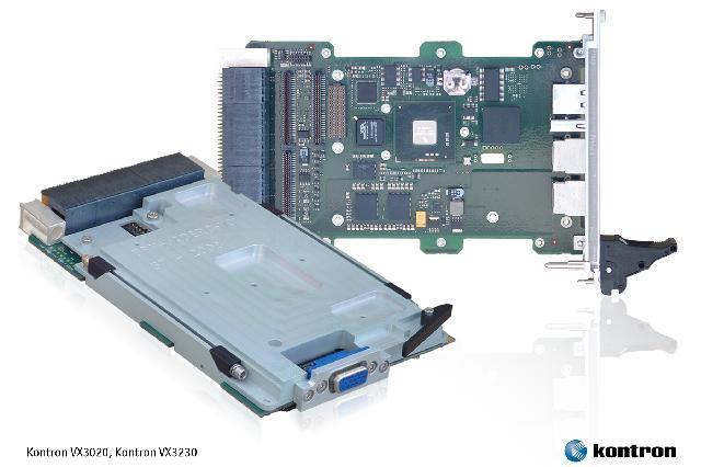 控创VX3020 VPX CPU板