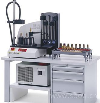 用于加热-紧缩应用领域的刀具预调和测量设备powerShrink