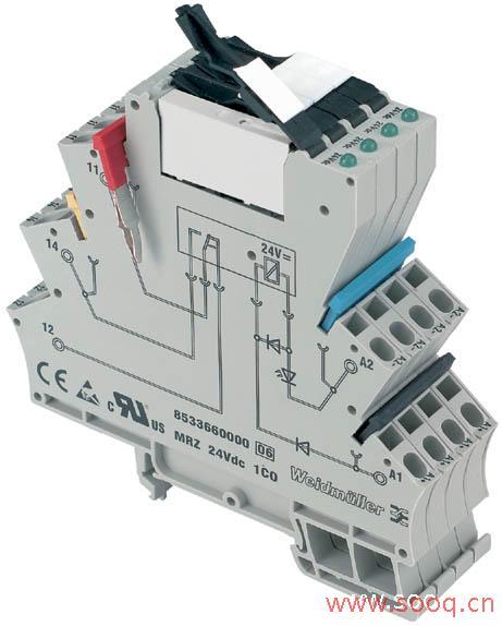 MICRO系列继电器
