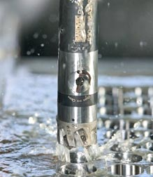 Reamer 830用于通孔精加工