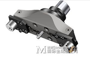 CoroBore 825/826 XL 大直径精镗刀具