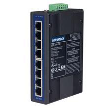 EKI-2528 8端口非网管型工业以太网交换机