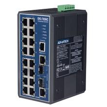 EKI-7656C网管型千兆工业以太网交换机