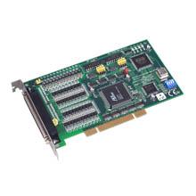 PCI-1241电压型伺服电机卡