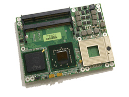 ETXexpress®-MC嵌入式计算机模块