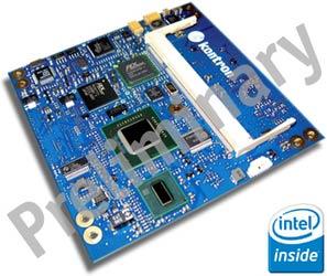 microETXexpress-SP嵌入式计算机模块