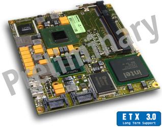 ETX®-DC嵌入式计算机模块