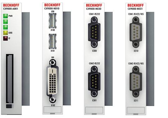CX9000 | 系统接口