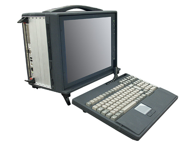 ACP-661 6U CPCI结构便携式电脑