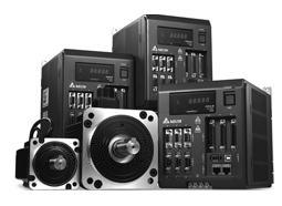 ASDA-M系列 三轴运动控制型交流伺服系统