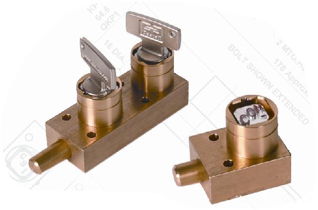 开关装置的机械联锁-K, KL