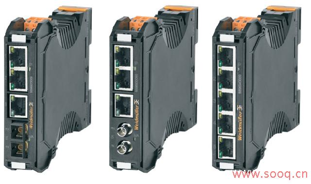 非管理型交换机 WaveLine,3-5端口