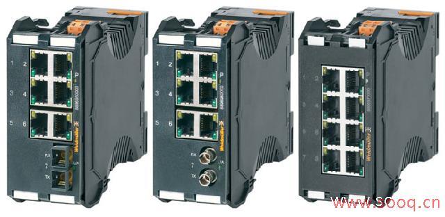 非管理型交换机 WaveLine,6-8端口