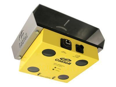 工业安全的未来-QuadCam机器成像安全设备