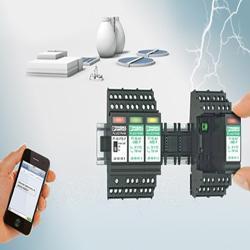 菲尼克斯电气PT-IQ智能型电涌保护器