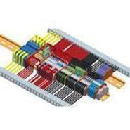 轨装弹簧接线端子