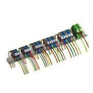 轨装螺钉接线端子