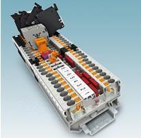 组合式接线端子和耦合继电器