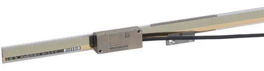 敞开式绝对式光栅尺LIC4000