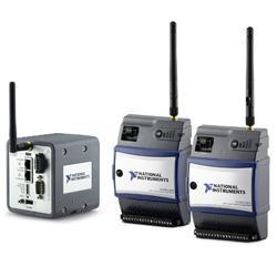 NI无线传感器网络