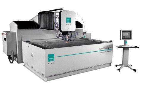 IFB - 整合式加砂水刀切割系统