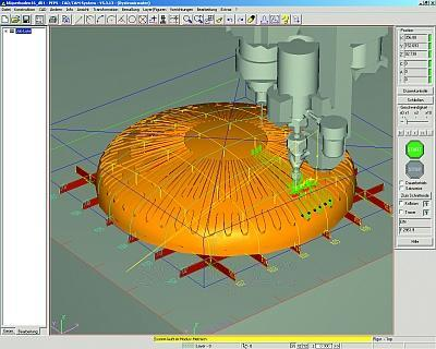 3 轴 CAD/CAM