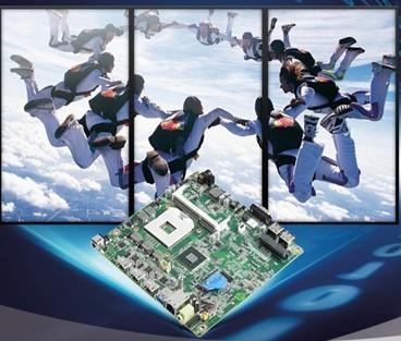 研华工业级Mini-ITX主板AIMB-201DS