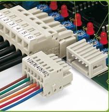 PCB 接插式连接器