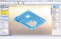 无缝集成 SolidWorks CAM 软件Delcam for SolidWorks