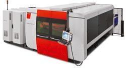 BySprint Fiber 3015光纤激光切割机