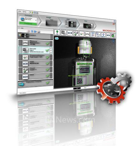 迈思肯机器视觉软件AutoVISION 2.0