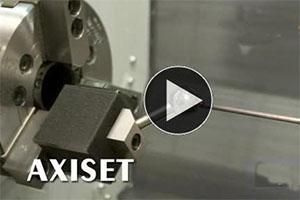 AxiSet  Check-Up(回转轴心线检查工具)