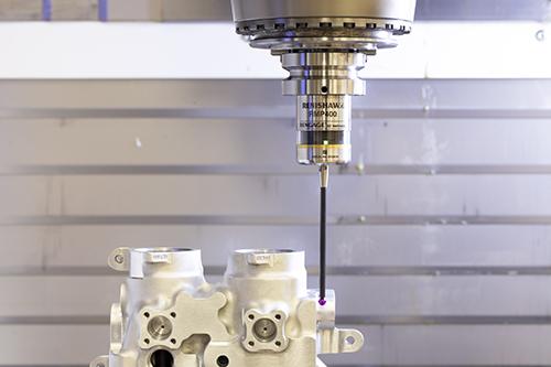 雷尼绍新品 •RMP400超紧凑型应变片式测头