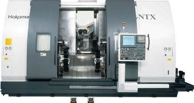 中村留 Super NTX复合加工机
