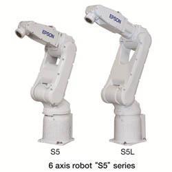爱普生S5/S5L机器人