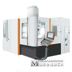 五轴联动高性能铣削加工中心--HPM 450U